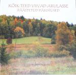 folder Arula küla raamatu esitlus